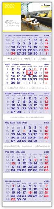 6-Monatskalender Pluskalender Werbekalender Hersteller
