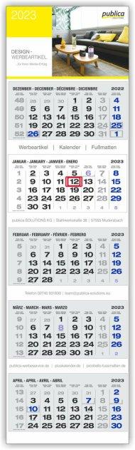 5-MK PLUS S grau mit blauen Sonn- und Feiertagen