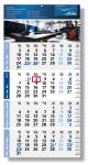 Einblatt-Monatskalender/Planer Logic 4