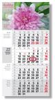 4-Monats-Planer/Kalender Square